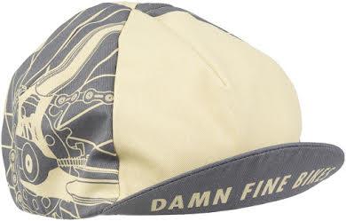 All-City Damn Fine Cycling Cap - Gray, Khaki, One Size alternate image 4