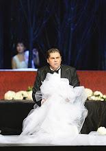 Photo: RUSALKA an der Wiener Staatsoper: Inszenierung Sven Eric Bechtolf. Premiere 26.1.2014. Michael Schade. Foto: Barbara Zeininger
