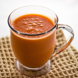 Cinnamon Carrot Drink