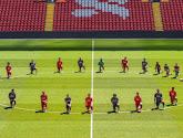 Liverpool-spelers gaan op één knie als teken van solidariteit na de dood van George Floyd