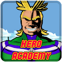 Hero Fighting Academy: Superhero Battle for All icon