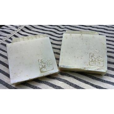 燕麥橄欖皂