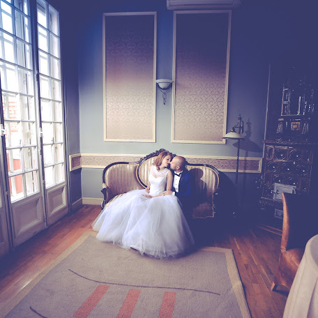 Wedding photographer Andi voicu (voicu_andi). Photo of 16.11.2016