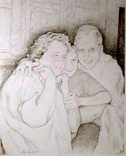 Photo: Family Portrait . graphite . 8x10