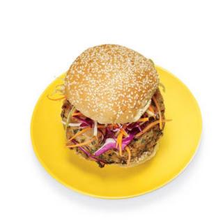 Vietnamese Tuna Burger