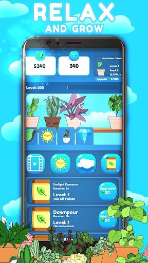 Code Triche Plant Paradise: Idle Garden mod apk screenshots 1