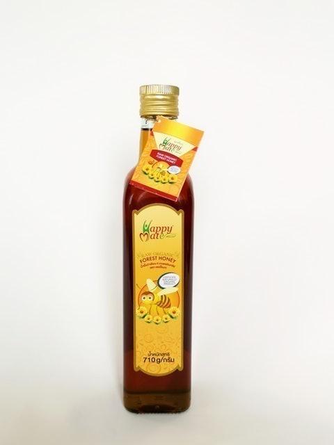 4. น้ำผึ้งป่าเดือน 5 เกษตรอินทรีย์ Happy Mate Forest Honey