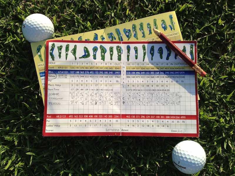 Các cách tính điểm Golf phổ biến