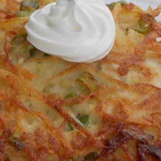 Apple Potato Pancakes