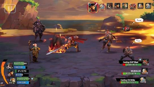Battle Chasers Nightwar MOD APK v1.0.19 + Data Free Download 1