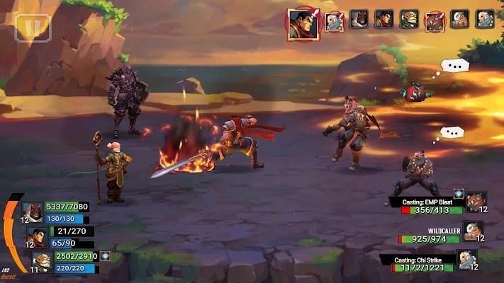 Battle Chasers: Nightwar Screenshot Image