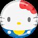 キティちゃんの楽しいパズルゲーム ハローキティトイズ