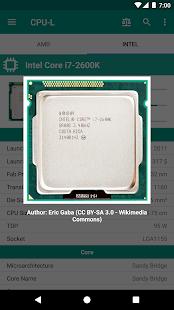 CPU-L - náhled
