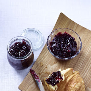 Ginger Currant Jam