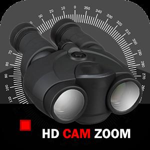 Digital Binoculars Camera Zoom FX Prank 1.1.2 by SANI APPS logo
