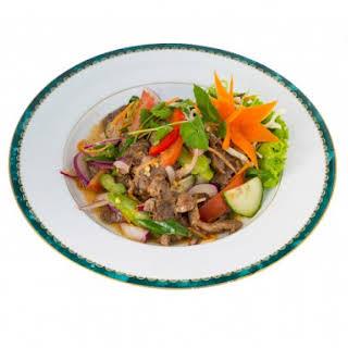 Thai Beef Salad - Yum Nua.
