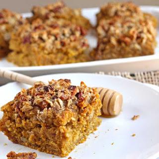 Pumpkin Breakfast Cake