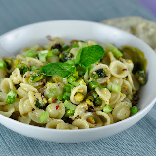 Pistachio Pasta Recipes.