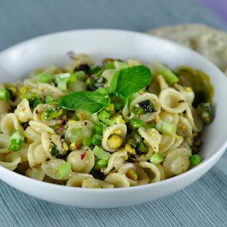 Pistachio Pasta Recipes.