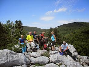 Photo: Na 1. vrhu