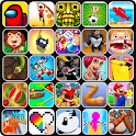 New Games - All in one Game icon
