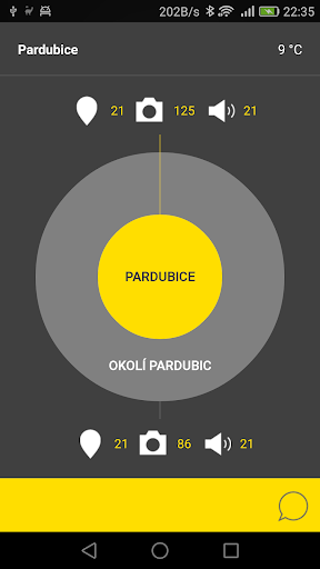Pardubice - audio tour