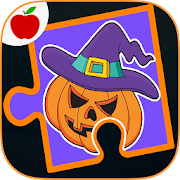 Halloween Puzzles - Fun Shapes Puzzle Game