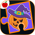 Kids Halloween Game Puzzles