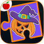Halloween Puzzles - Fun Shapes Puzzle Game icon