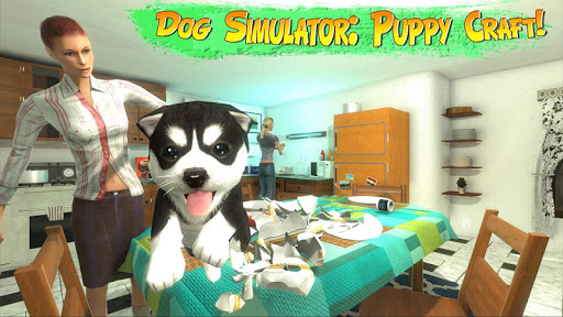 Dog Simulator Puppy Craft  screenshots 1