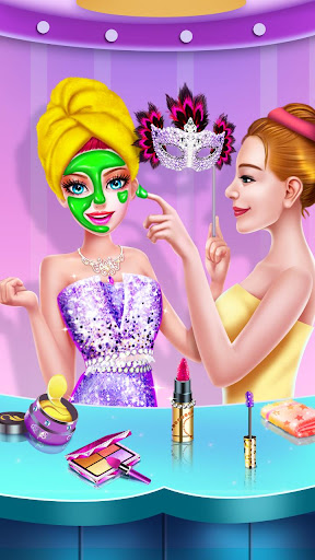 ud83dudc60ud83dudc84Princess Makeup - Masked Prom apkdebit screenshots 3