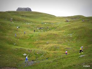 Photo: orienteering traffic
