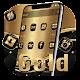 Golden Luxury Black Business Theme Download on Windows