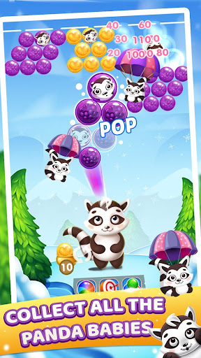 Raccoon Bubbles apkpoly screenshots 3