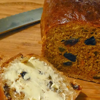 Seasonal Clementine and Cinnamon Malt Loaf - (adapted from a Paul Hollywood Recipe)