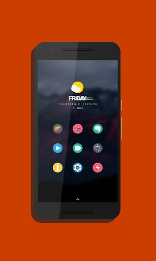 Infinity Android Icon pack screenshot