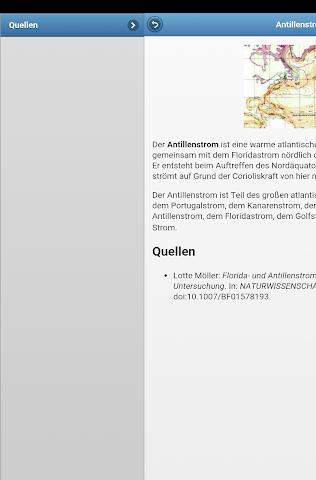 android Sea currents Screenshot 10