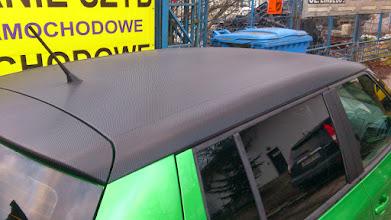 Photo: skoda fabia przyciemnianie szyb NEW BLACK 35 przyciemnianie szyb venaplex.pl folie przyciemniające i okienne kraków