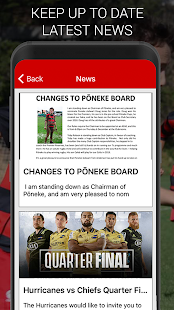 Download Poneke Rugby For PC Windows and Mac apk screenshot 2