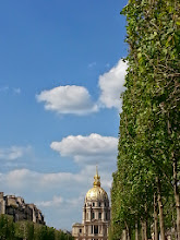 Photo: Invalides -Hospital & retirement home for veterans in 1670, it still serves the same purpose. The Eglise du Dome inspired the US Capitol. If you'd like to see Napoleon's tomb and a lot about military history, visit the museum as well.