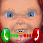 Fake Call From Vedio Chucky icon