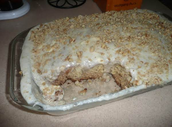 Banana Sheet Cake With Banana Frosting Recipe