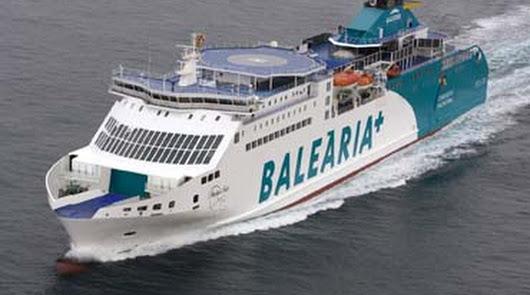 Balearia incorpora el buque 'Martín i Soler' a la línea con Nador