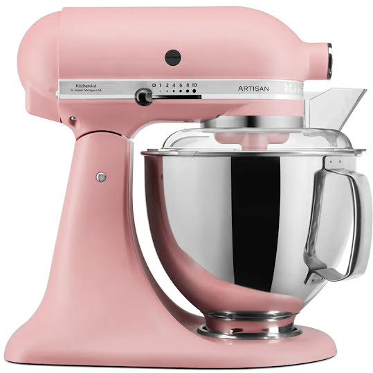 Kitchenaid Artisan köksmaskin Dried Rose 4,8 + 3 liter