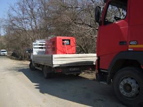 Photo: Generator Yanmar 45kva, Alimentare pompe, Inchiriere