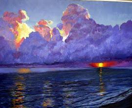 Photo: Amanecer en Puntacana, 81 x 100 cm, 2006, 850 €