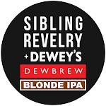 Sibling Revelry Dew Brew Blonde IPA