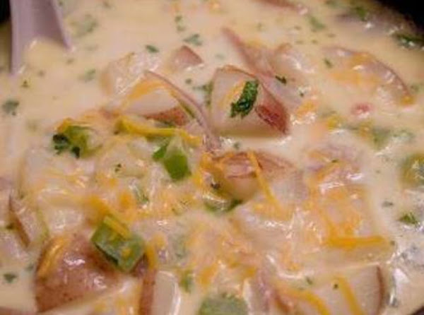 The Best Potato Soup Ever! Recipe