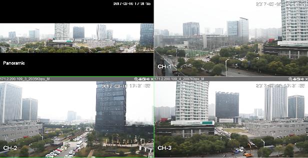 DH-HAC-PFW3601 cho hình ảnh tốt dưới ánh sáng yếu | Camera quan sát Dahua