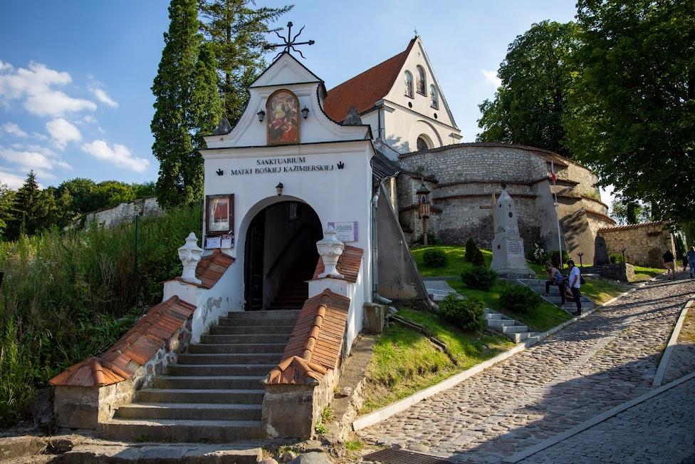 Kazimierz Dolny, Sanktuarium Matki Bożej Kazimierskiej